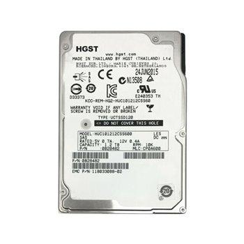 DYSK EMC HGST 1.2TB SAS 10K 6G 2,5 118033088-02
