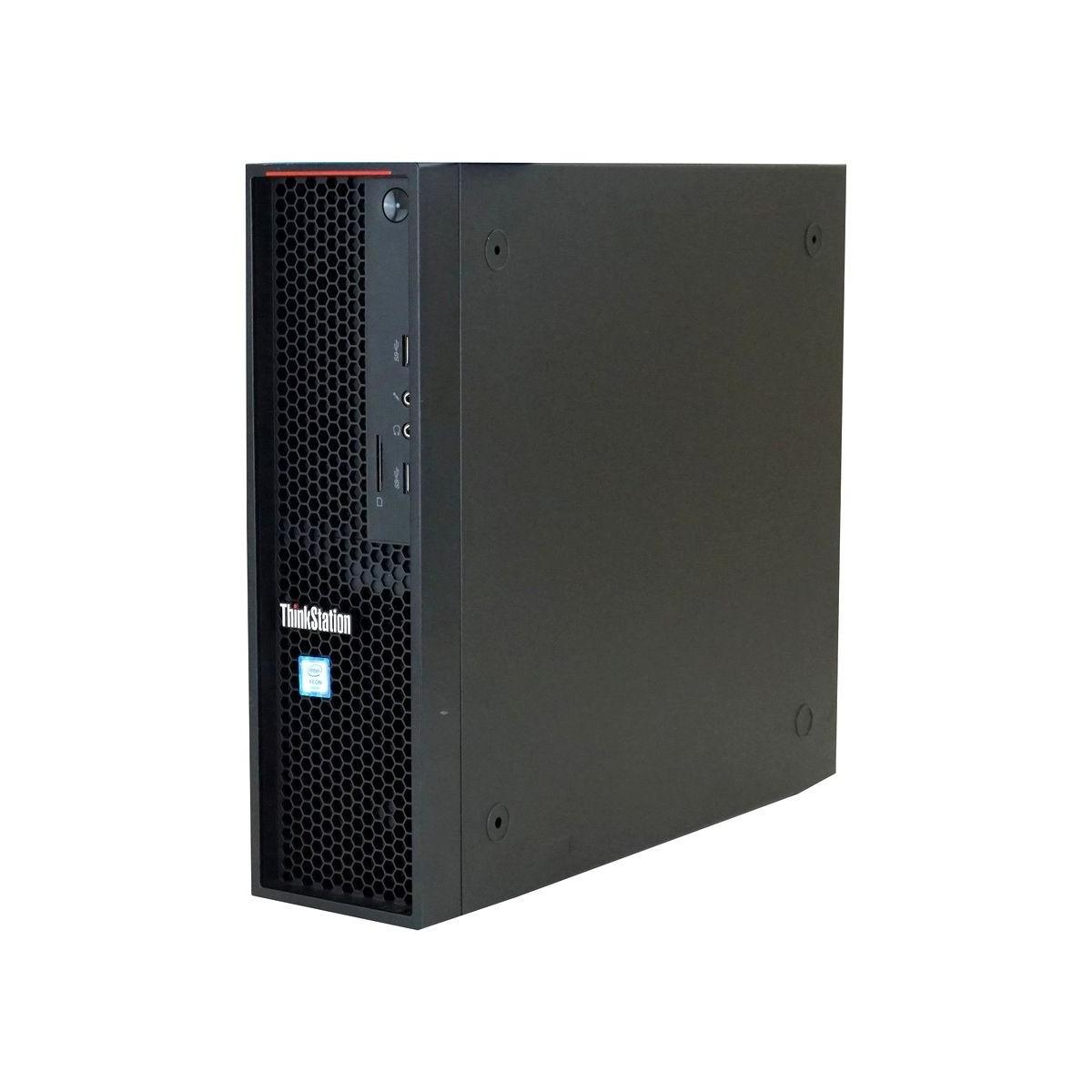 LENOVO P310 SFF E3v5 8GB DDR4 SSD+HDD K620 W10