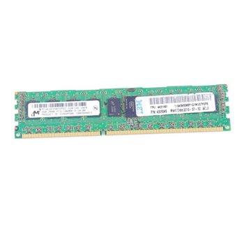 PAMIEC IBM 2GB 2RX8 PC3-10600R REG ECC 44T1491