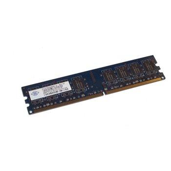 NANYA 1GB 2Rx8 PC2-5300U NT1GT64U8HB0BY-3C