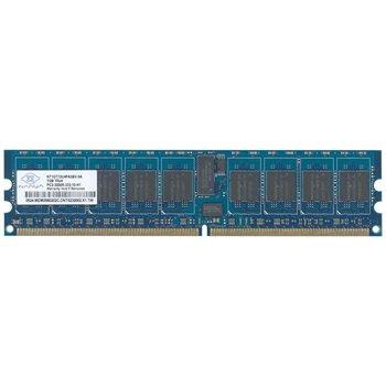 NANYA 1GB 1Rx4 PC2-3200R ECC REG NT1GT72U4PA0BV-5A