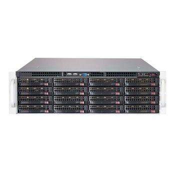 SUPERMICRO SC836 E5v3 12CORE 32GB 16x2TB LSI SAS