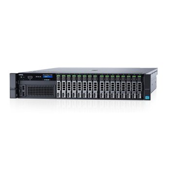DELL R730 2x6CORE E5 v3 64GB DDR4 2xSAS 2xPSU H330