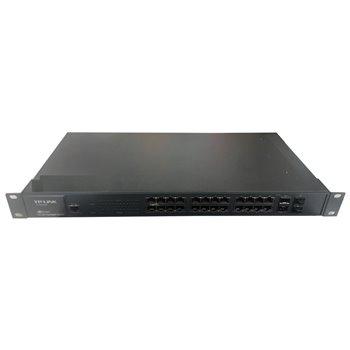 SWITCH TP-LINK JETSTREAM L2 24x1GB 4xSFP TL-S3424