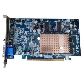 KARTA ATI RADEON GIGABYTE X600 256MB VGA/COMP OUT