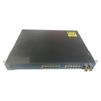 CISCO WS-C3560G-24TS-S 24x1GB 4xGBIC SFP+ USZY