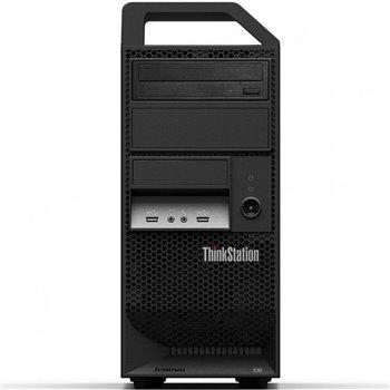 LENOVO E30 3.2GHZ QC E3-1230 8GB 500GB Q600 WIN7