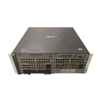 HP PROCURVE SWITCH 5406ZL 96x1GB POE USZY J8697A