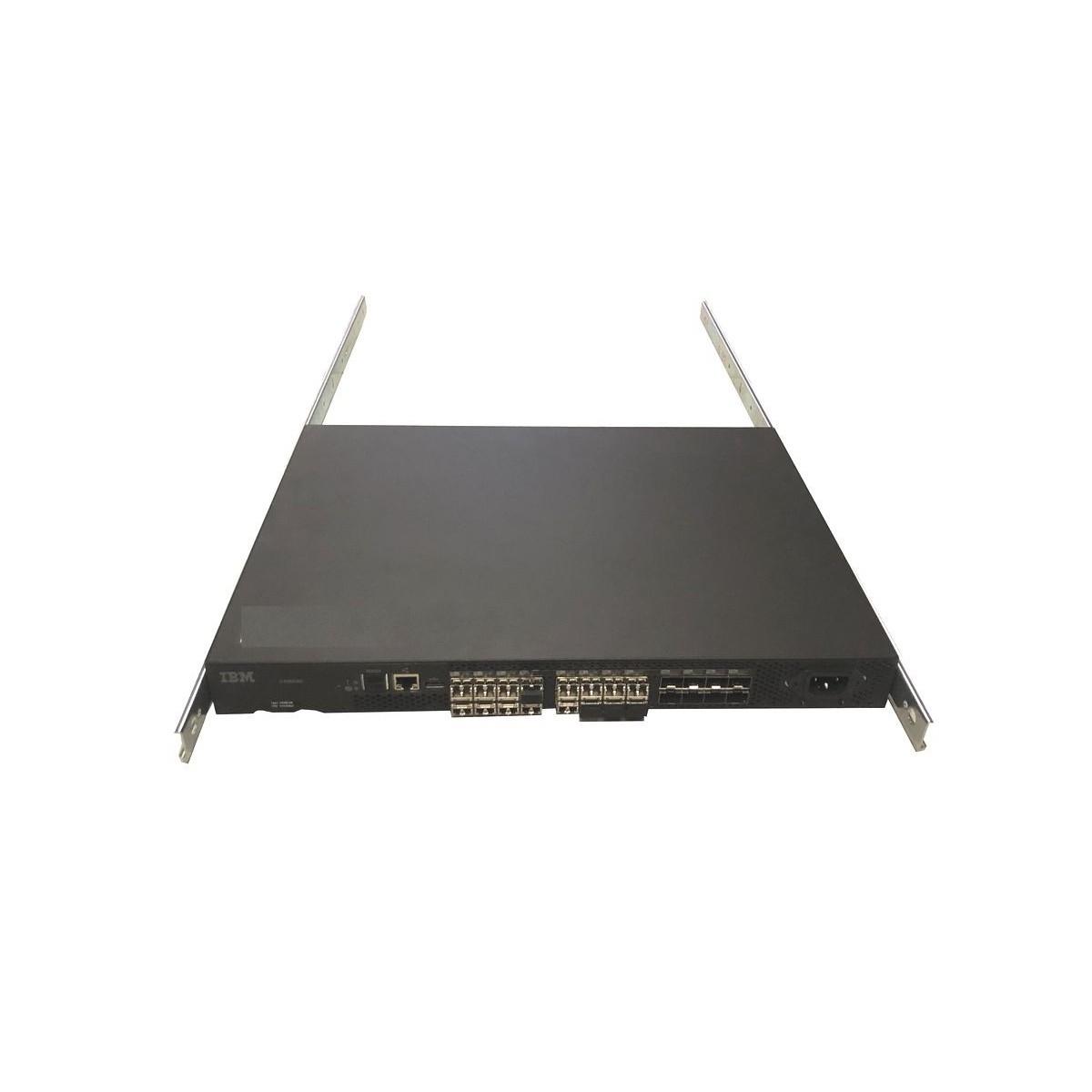 SWITCH IBM SAN24B-4 16xACT PORT 16xGBIC 249824E