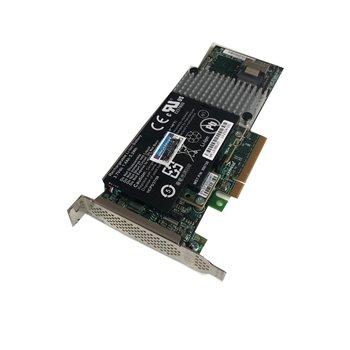 LSI 3Ware 9750-4i SAS 6G RAID PCIe LOW BATERIA