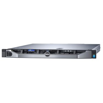 DELL R330 E3-1220 v6 16GB DDR4 4x3TB SAS H330
