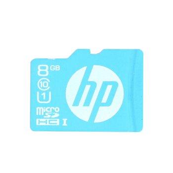 HP MICRO SDHC FLASH CARD 8GB 726118-002