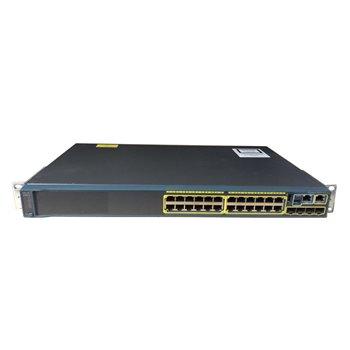 SWITCH CISCO WS-C2960S-24TS-L 24x1GB 2xSFP