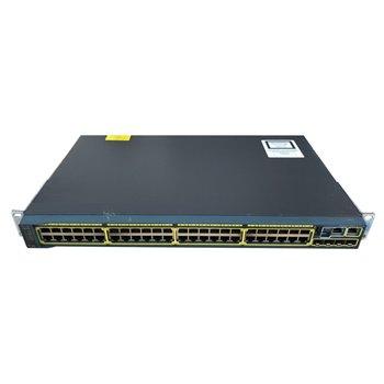 SWITCH CISCO WS-C2960S-48TS-L 48x1GB 4xSFP USZY