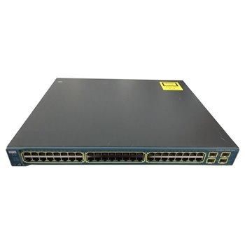 SWITCH CISCO WS-C3560G-48TS-S 48x1GB 4xSFP