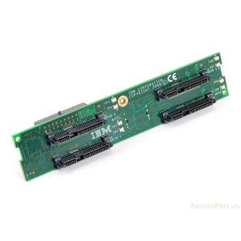 """BACKPLANE IBM x3250 2.5""""SAS HDD 4PORT 39Y9541"""