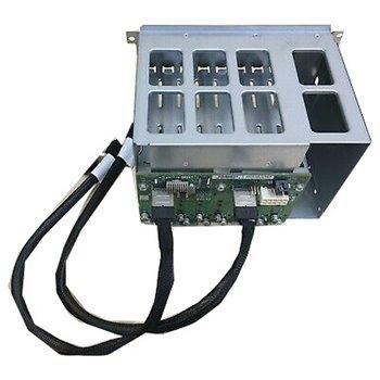 KLATKA BACKPLANE 8x2,5 HDD HP ML350 G5 G6 KABEL