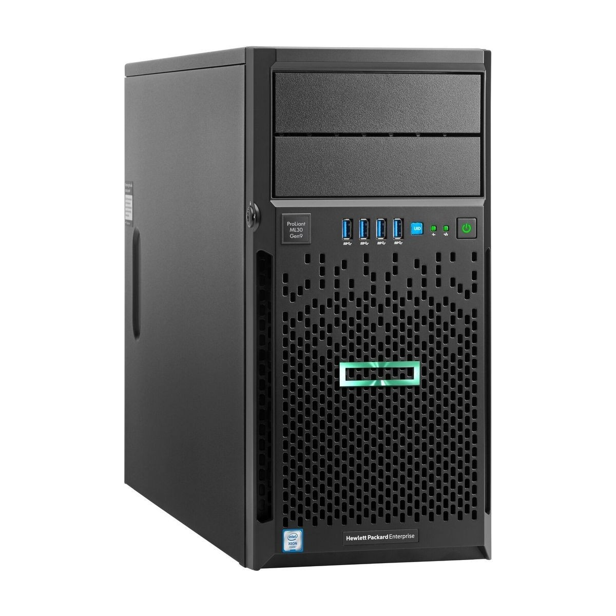 WIN2016 STD+HPE ML30 G9 E3v6 16GB 2x500 SSD B140i