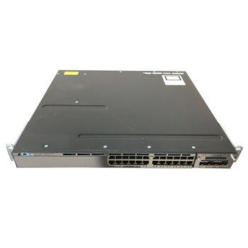 CISCO WS-C3750X-24T-S 24x1GB MODUL 10GB USZY