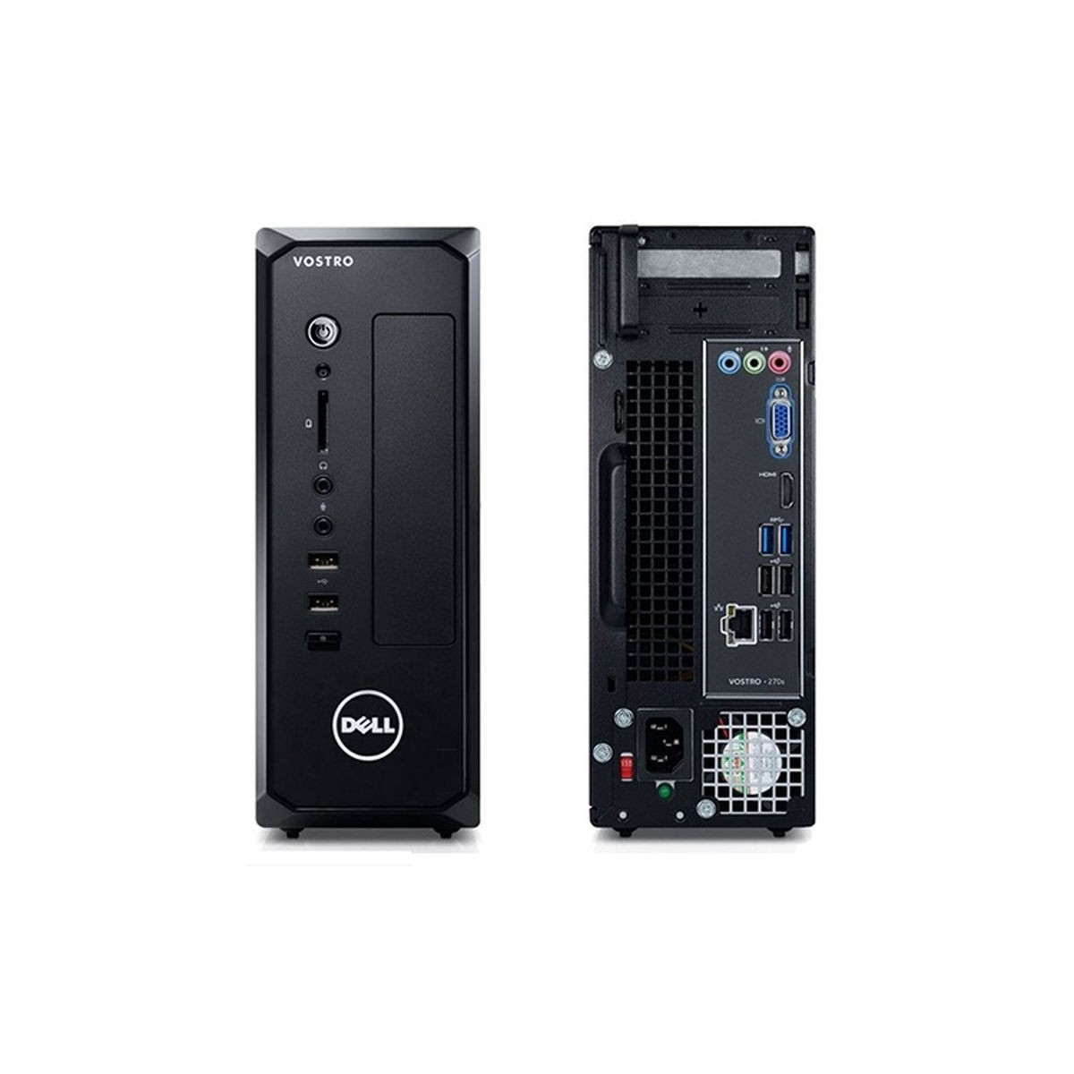 DELL VOSTRO 270S SFF i3-3220 4GB 500GB WIN10 PRO