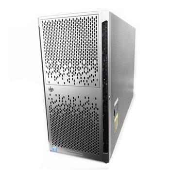 HP ML350p GEN8 E5 64GB 2x500 SSD 2x900 HDD P420i