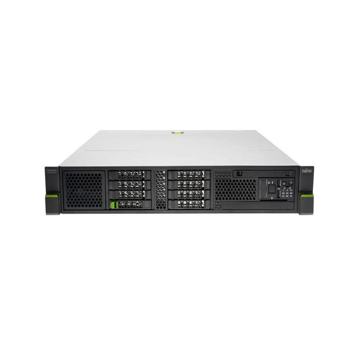 FUJITSU RX300 S7 E5-2640 6C 32GB 2x300GB SAS D3116