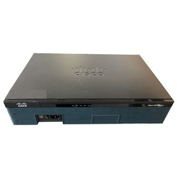 ROUTER CISCO 2911/K9 3x1GB 2xUSB PoE 2U