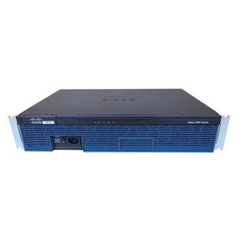 ROUTER CISCO 2911/K9 3x1GB 2xUSB PoE 3xMODUL USZY