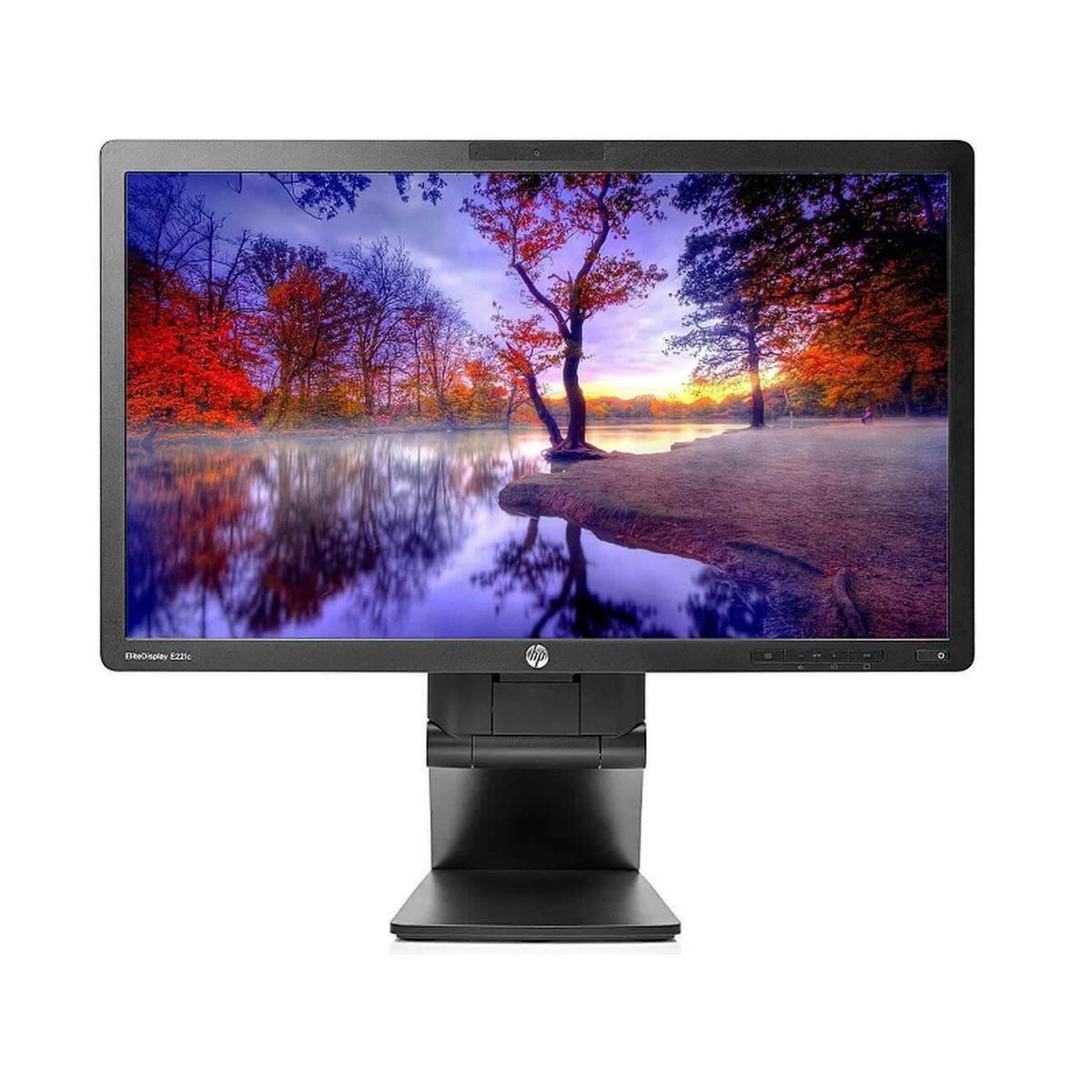 MONITOR HP E221c 21,5' IPS LED FULL HD KAMERA KL.A