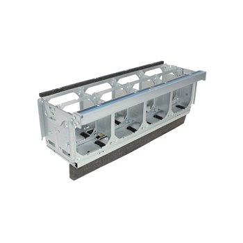 KLATKA BACKPLANE 4x3,5 HP ML350e G8v2 674790-002
