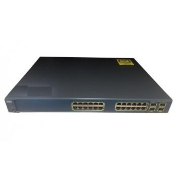 CISCO WS-C3560G-24PS-S 24x1GB PoE 4xSFP