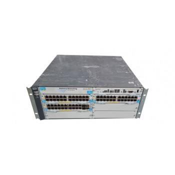 HP 5406zl J8697A J8702A J8705A 72x1GB PoE 1xPSU