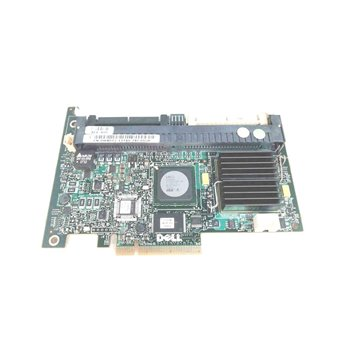 DELL PERC 5/i SAS RAID KONTROLER 256MB 0WX072