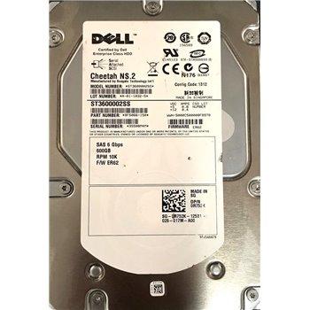DYSK 600GB DELL SAS 3,5 10K 6G 0R752K