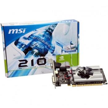 MSI NVIDIA GEFORCE 210 1GB...