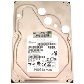 HPE MB2000GFDSH 2TB SATA 7,2K 6G 3,5 818363-001