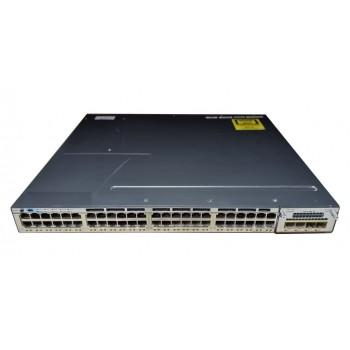 CISCO WS-C3750X-48P-L 48x1GB PoE MODUL 4x1GB USZY