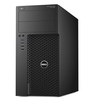 DELL T3620 E3v5 16GB 256GB SSD AMD W4100 WIN10 PRO