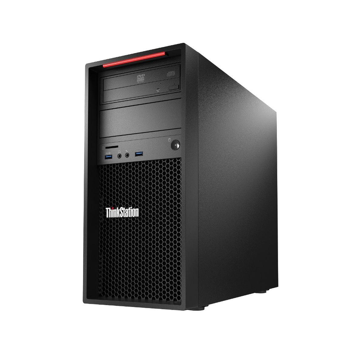 LENOVO P410 E5v4 32GB DDR4 256SSD NVME M2000 WIN10