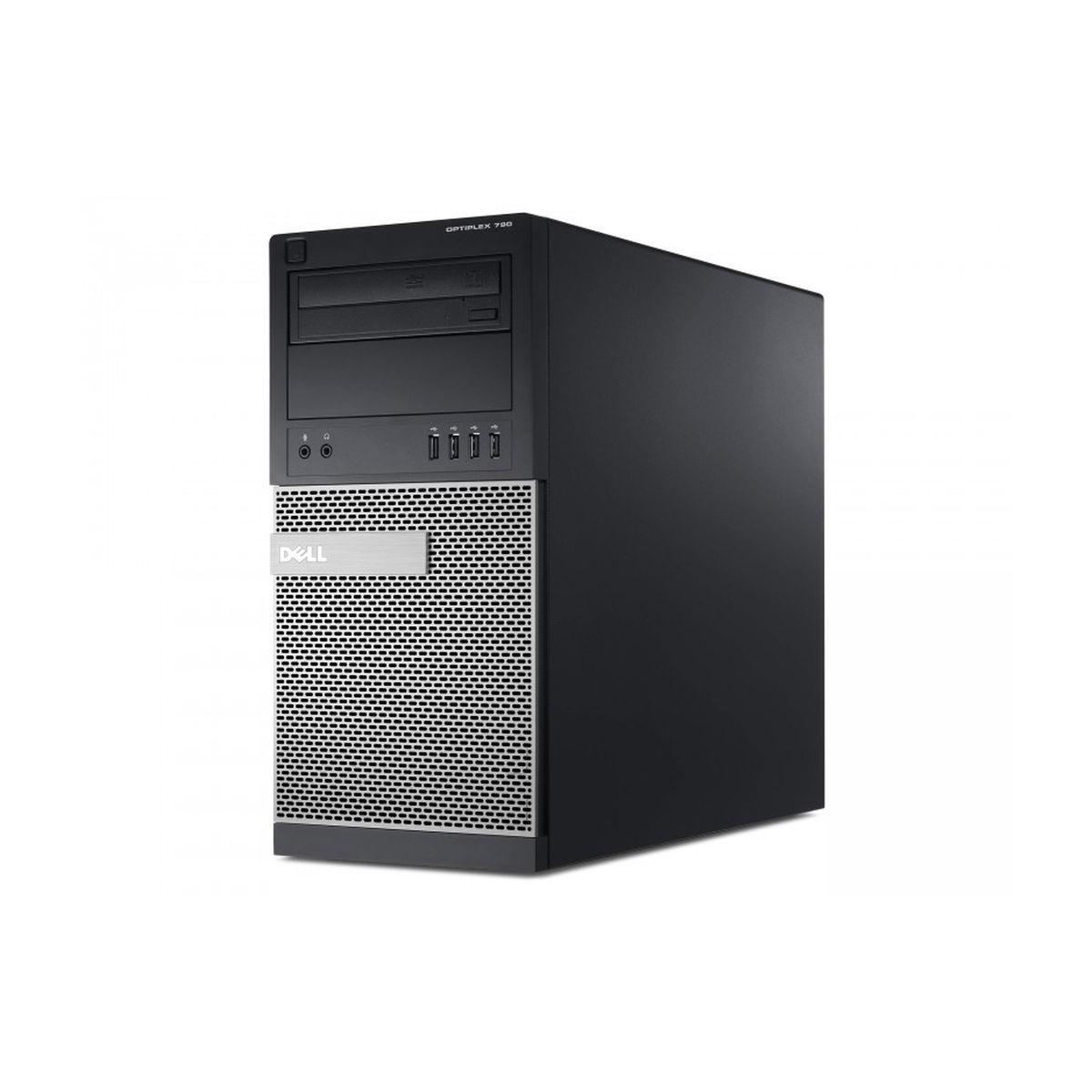 DELL 790 i7-2600 16GB 500GB SSD 500GB HDD WIN10 PR