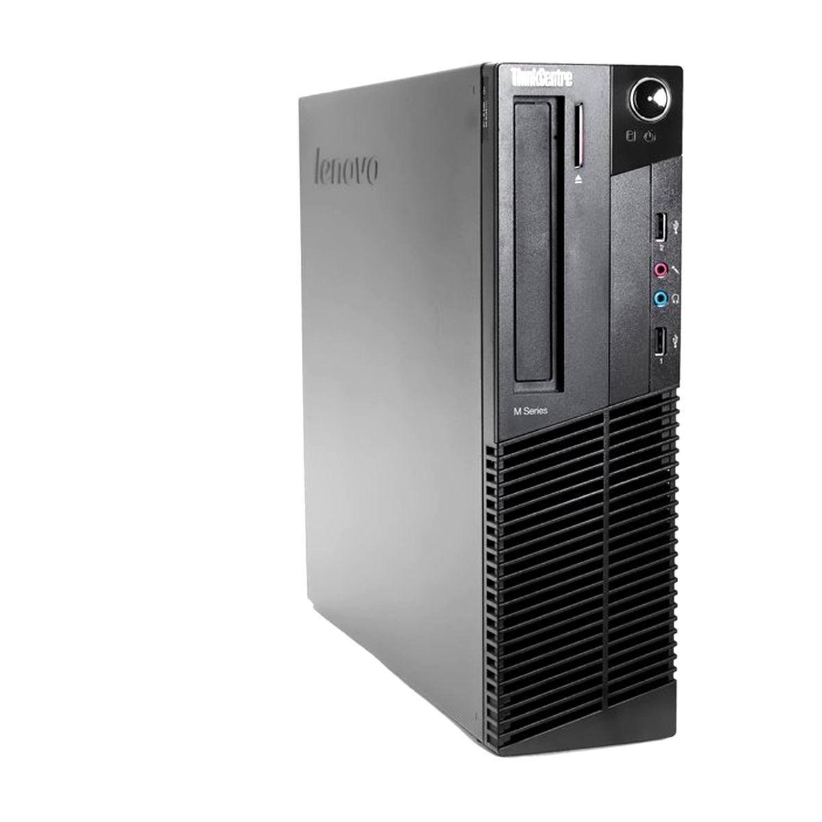 LENOVO M93p SFF G3220 4GB 250GB SATA WiFi W10 PRO