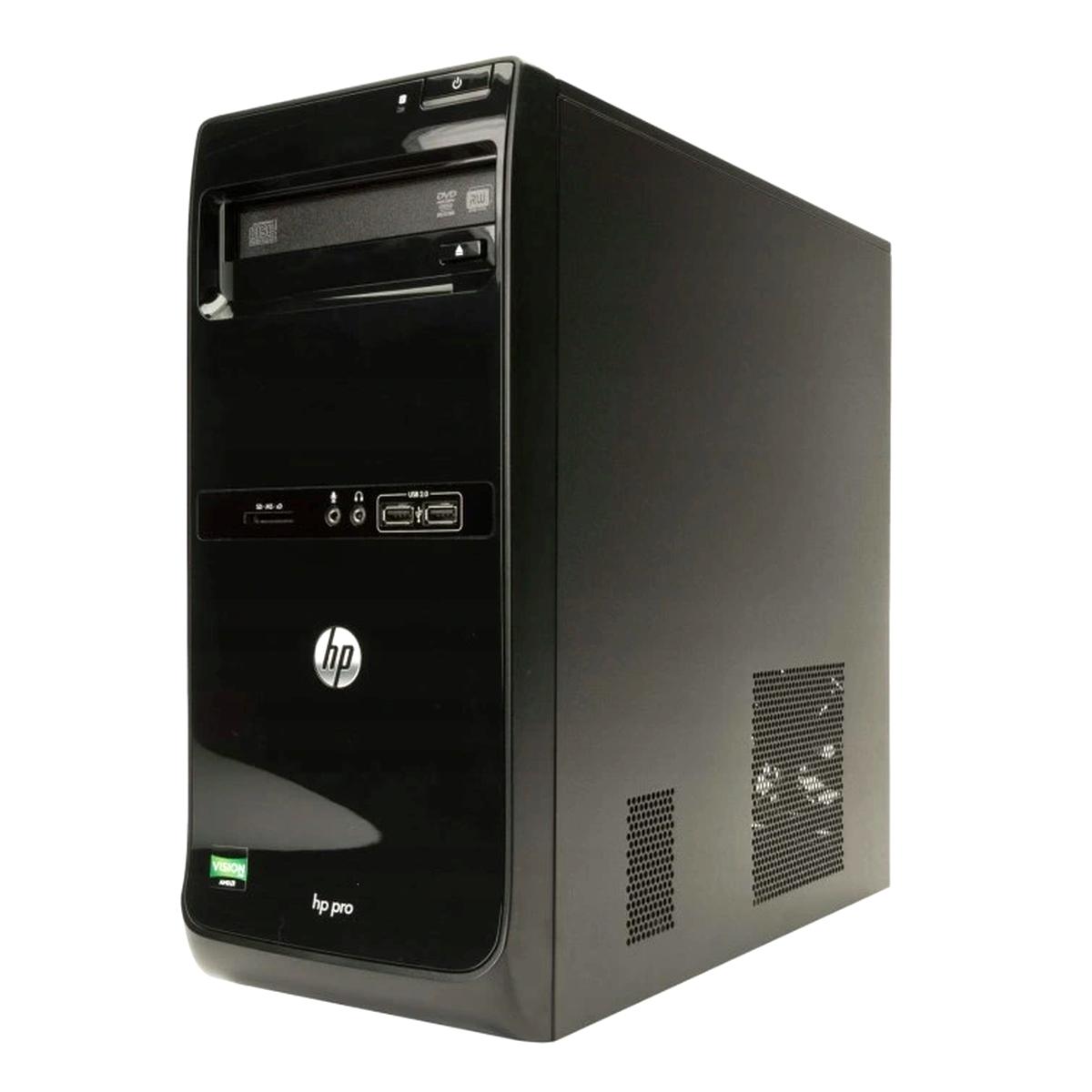 HP PRO 3500 MT i5-3470 4GB 500GB SATA WIN10