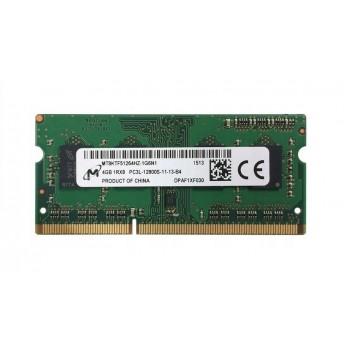 MICRON 4GB PC3L-12800S SODIMM MT8KTF51264HZ-1G6N1