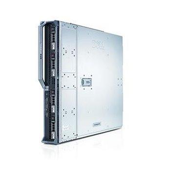 DELL BLADE M710 2x2.4QC 16GB 2x73GB SAS 15K H700