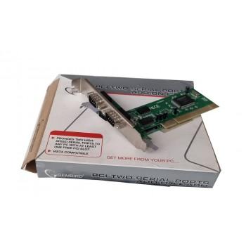 KONTROLER GEMBIRD SPC-1 PCI 2xRS232 COM