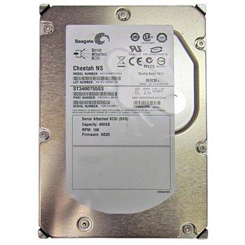 DELL SEAGATE 400GB SAS 10K 3,5 ST3400755SS 0GY583