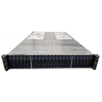 QUANTA T41S 4w1 E5x4 256GB DDR4 2x1200W 24xHDD