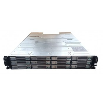 DELL EQUALLOGIC PS4100 12x1TB SAS 2xPSU