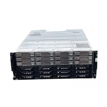 DELL EQUALLOGIC PS6100 24x3,5 9x2TB SAS 2x1080W