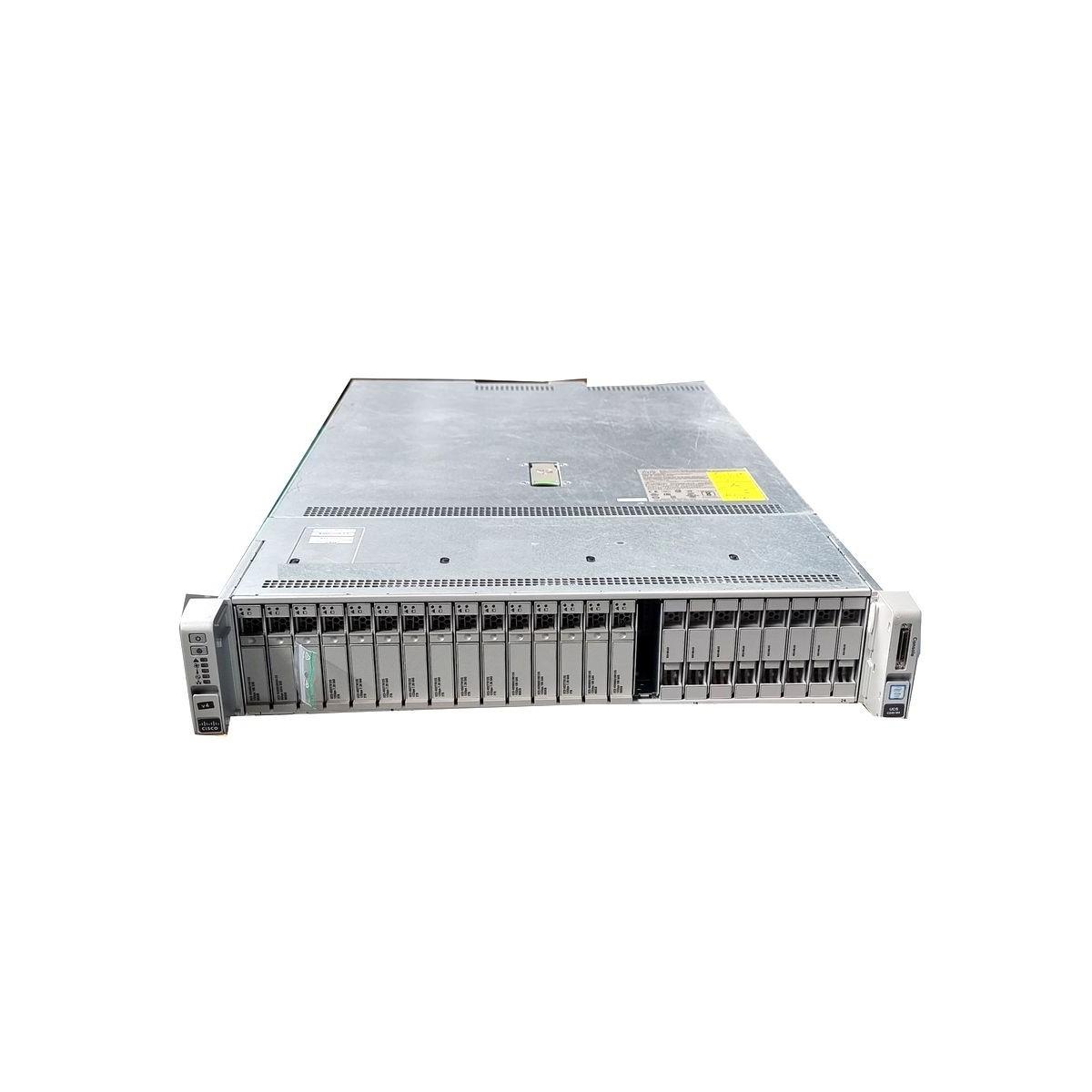 SERWER CISCO UCSC-C240-M4SX 2xE5 v3 32GB 0HDD RAID